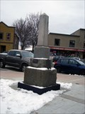 Image for Rossland Cenotaph - Rossland, British Columbia