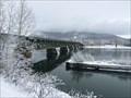 Image for Pont ferroviaire rivière Richelieu, Beloeil, Qc