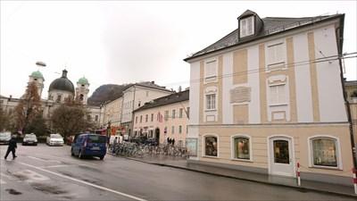 Jetzelsberger Bürgerhaus - Salzburg, Austria