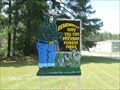 Image for Smokey the Bear Sign at NC Forestry Station, Rockingham, NC