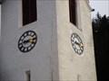 Image for Uhr Kirche Kronburg, Tirol, Austria