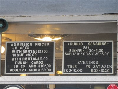 Culver City Ice Rink Prices, Culver City