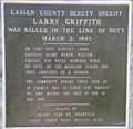 Image for Lassen County Deputy Sheriff Larry Griffith - California