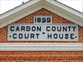 Image for 1899 - Carbon County Courthouse - Red Lodge, MT