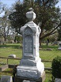 Image for Buren Family - Pioneer Cemetery - Salem, Oregon