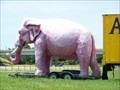 Image for Pink Elephant & Surfer Dude - Pink Elephant Antique Mall - Livingston, IL