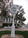 Image for Hotel del Coronado Town Clock - Coronado, CA