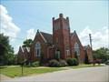 Image for United Methodist Church - University of Montevallo Historic District - Montevallo, AL