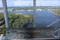 Image for View of N - Ft. Knox and Bucksport, Penobscot Narrows Bridge - Bucksport, ME
