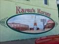 Image for Karen's Korner Mural - Mineola. TX