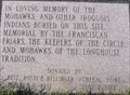 Image for Mohawk & Iroquois Indian Burial Site - Fonda - New York