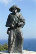 Image for Pilgrim Statue - Finisterre, spain