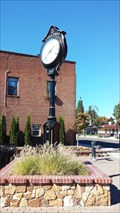 Image for Eagle Point Town Clock - Eagle Point, OR