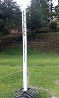Image for Peace Pole on Monte Verità - Ascona, TI, Switzerland