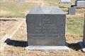 Image for Alma Kitchen - Concord Cemetery - Jacobia, TX
