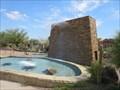 Image for Desert Garden Fountain - Carefree, AZ