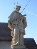 Image for Socha Svatý Jan Nepomucký - Pravlov, Czech Republic