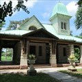 Image for The South Gate Lodge - Tower Grove Park - St. Louis, MO