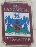 Image for The Lancaster Pub Sign – Scarborough, UK