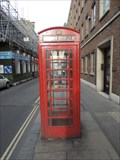 Image for Red Telephone Box - Dean Street, London, UK