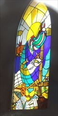 Image for St Peter's Anglican Window - Mutton Falls, NSW, Australia