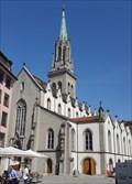Image for Stadtkirche St. Laurenzen - St. Gallen, SG, Switzerland