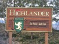 Image for Highlander Golf Club