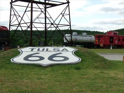 North America's Tallest Derrick - Tulsa