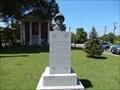 Image for Vietnam War Memorial, Westmoreland County Courthouse, Montross, VA, USA
