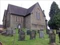 Image for Holy Trinity - Churchyard - Ystrad Mynach, Wales, Great Britain.