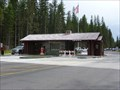 Image for West Entrance Station - West Glacier MT