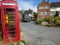 Image for Red Telephone Box, Upper Arley, Worcestershire, England