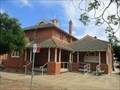 Image for Narrandera Courthouse and Police Station Group, Larmer St, Narrandera, NSW, Australia