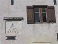 Image for Sundial at Madone de Fenestre, France