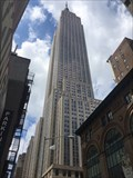 """Image for Empire State Building - """"Name Dropper"""" - New York City, NY"""