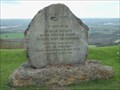 Image for Kent Air Ambulance Memorial - Blue Bell Hill Burham Kent