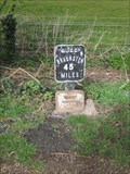 Image for Grand Union Mileage Marker, Linslade, Beds