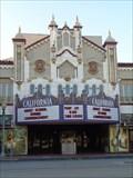 Image for Historic Route 66 - California Theatre - San Bernardino, California, USA.