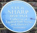 Image for Cecil Sharp - Maresfield Gardens, London, UK