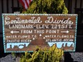 Image for Historic Route 66 - Continental Divide - New Mexico, USA.