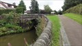 Image for Canal Lock 11 Stone Bridge On The Peak Forest Canal – Marple, UK