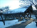 Image for Riverwalk Park Covered Bridge - Naperville, Illinois