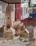 Image for Model of St George's church - Lower Brailes, Warwickshire, UK