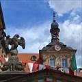 Image for City of Bamberg and Asteroid 324 Bamberga