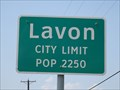 Image for Lavon, TX - Population 2250