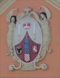 Image for Znak obce Hranice, Czech Republic