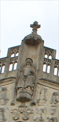 Image for Christ in Glory -- Bath Abbey, Bath, Somerset, UK