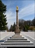 Image for Mariánský sloup / Marian Column - Svatá Hora u Príbrami (Central Bohemia)
