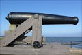 Image for 32 pound cannon -- Fort Gaines SHS, Dauphin Island AL