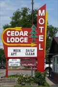 Image for Cedar Lodge Motel - North Platte, NE